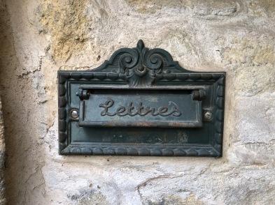 letterbox copy